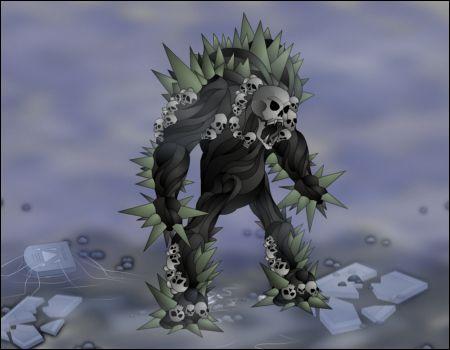 Голем смерти