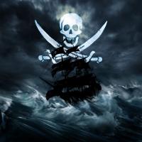 Битва с пиратами