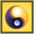 Сияние Луны и Солнца
